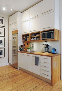 Totally Inspiring Small Kitchen Design Ideas For Your Small Home 12