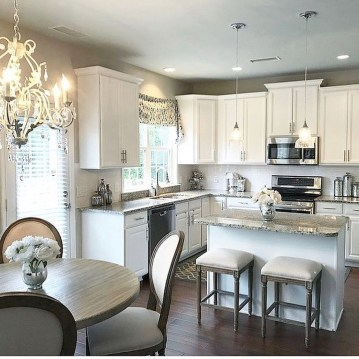 Totally Inspiring Small Kitchen Design Ideas For Your Small Home 14