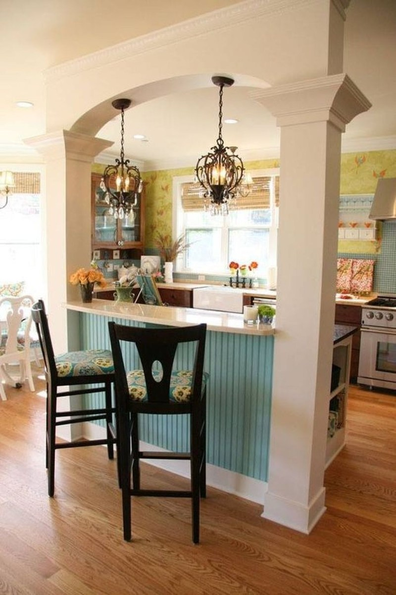 Totally Inspiring Small Kitchen Design Ideas For Your Small Home 17