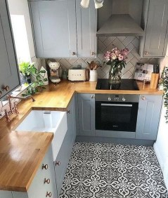 Totally Inspiring Small Kitchen Design Ideas For Your Small Home 30