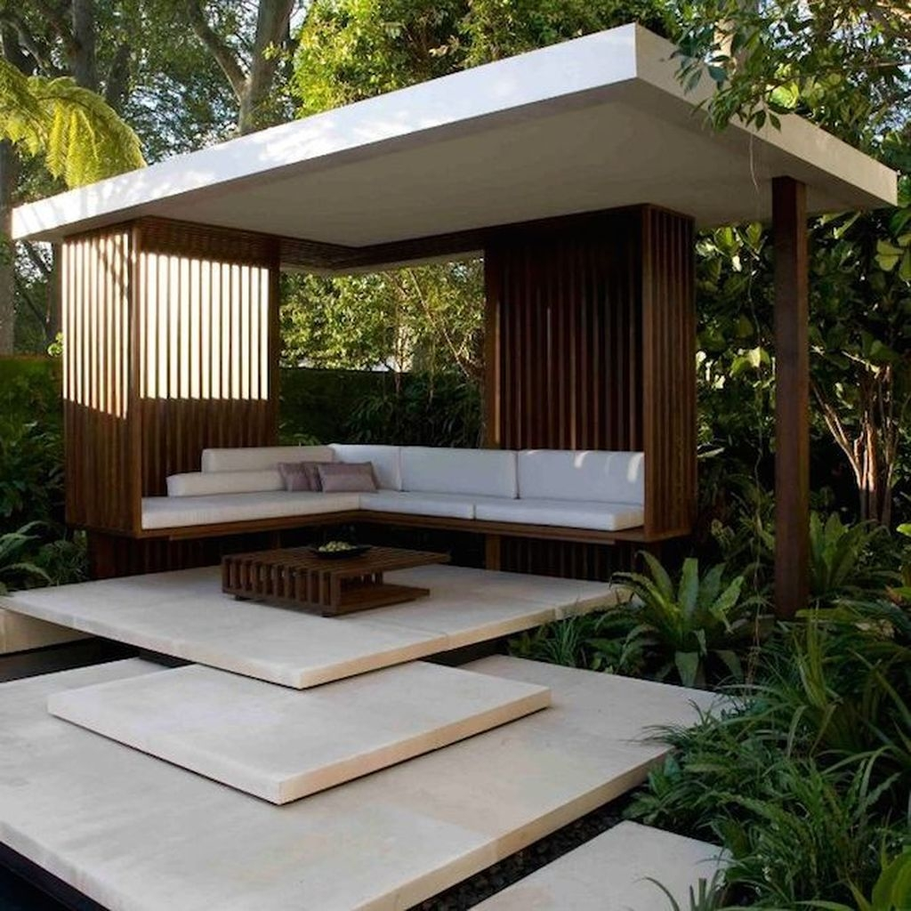 Awesome Modern Garden Architecture Design Ideas 03