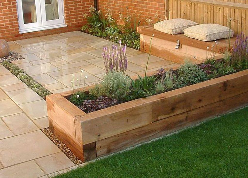 Awesome Modern Garden Architecture Design Ideas 07