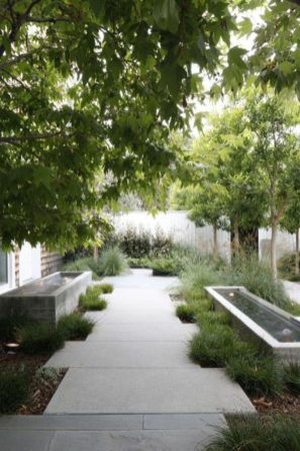 Awesome Modern Garden Architecture Design Ideas 08