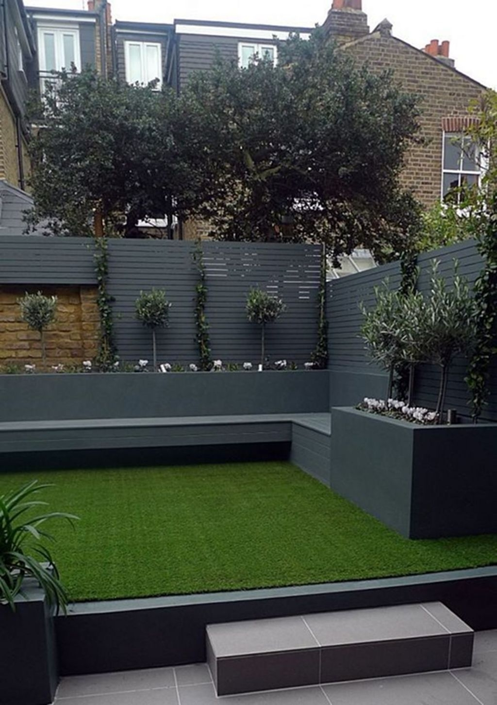 Awesome Modern Garden Architecture Design Ideas 12