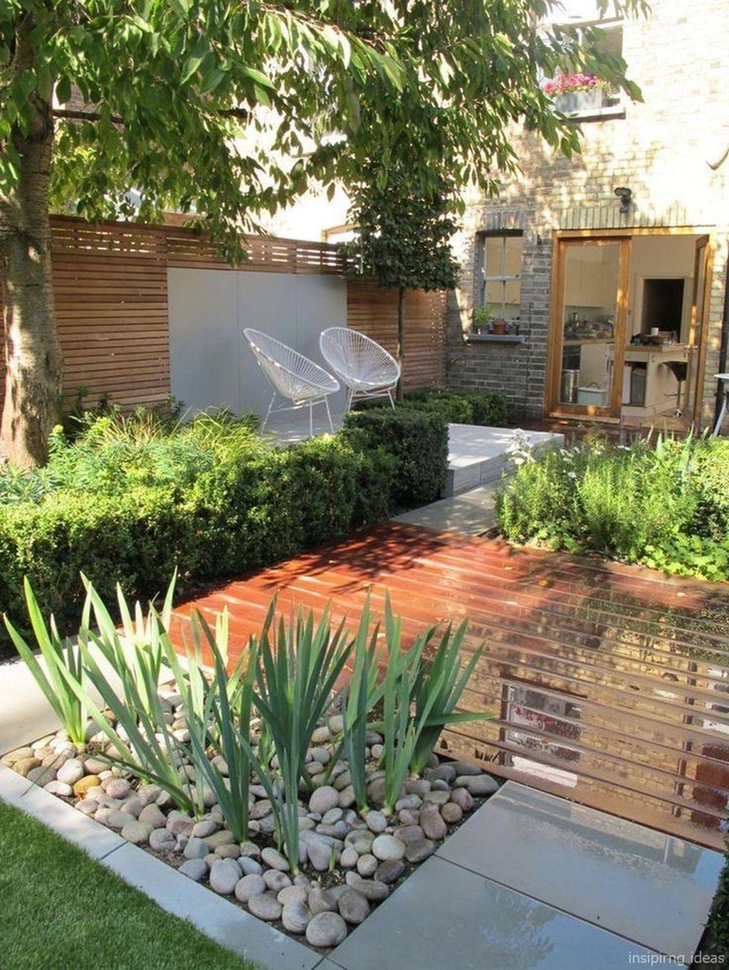 Awesome Modern Garden Architecture Design Ideas 14