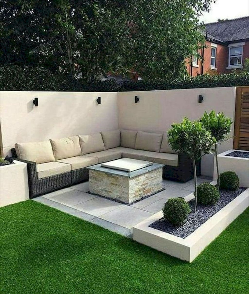 Awesome Modern Garden Architecture Design Ideas 15