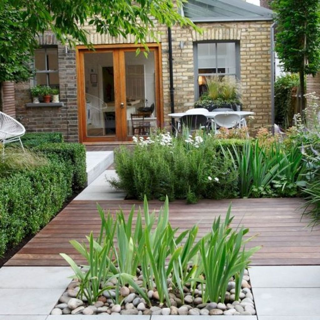 Awesome Modern Garden Architecture Design Ideas 16