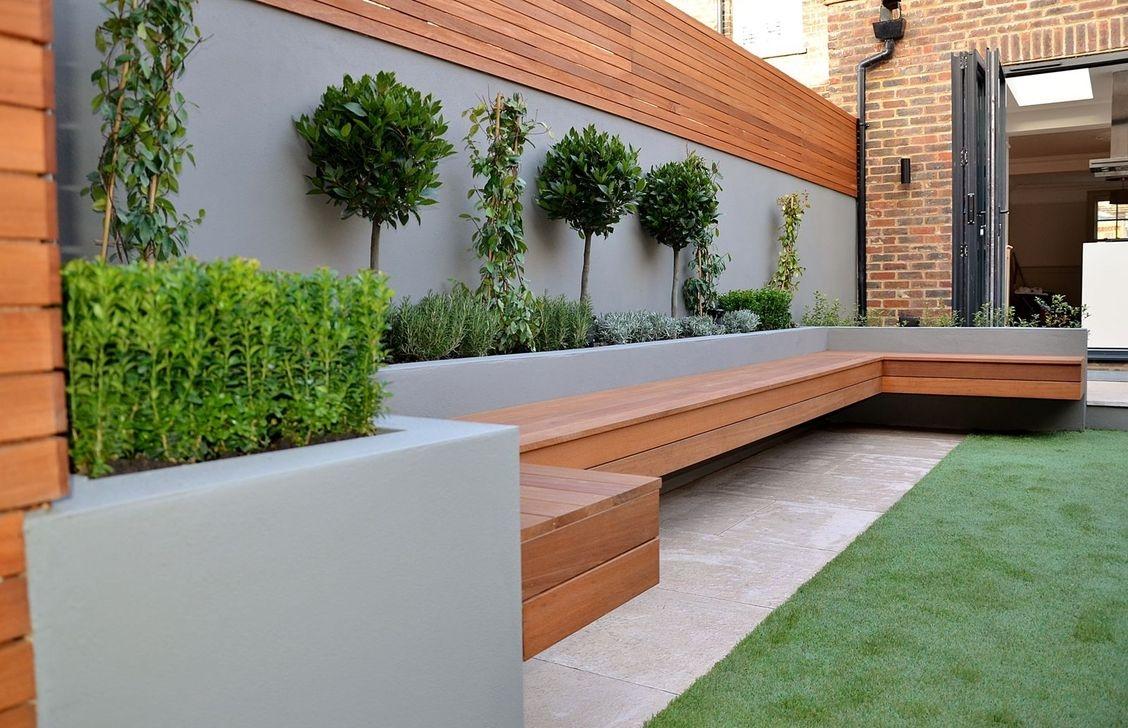 Awesome Modern Garden Architecture Design Ideas 40