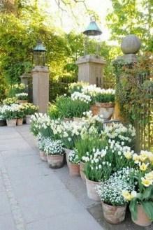 Beautiful Flower Garden Design Ideas 10