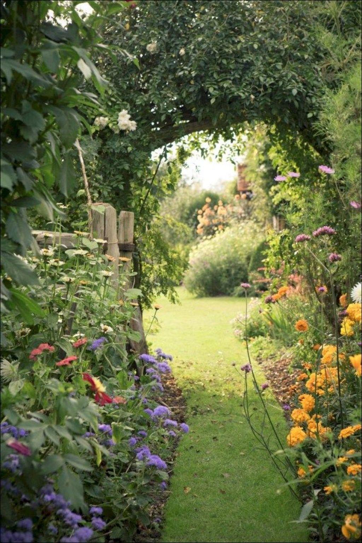 Beautiful Flower Garden Design Ideas 13