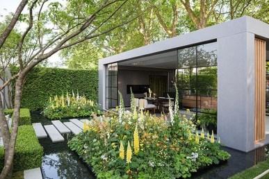 Beautiful Flower Garden Design Ideas 21