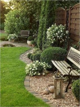 Beautiful Flower Garden Design Ideas 23