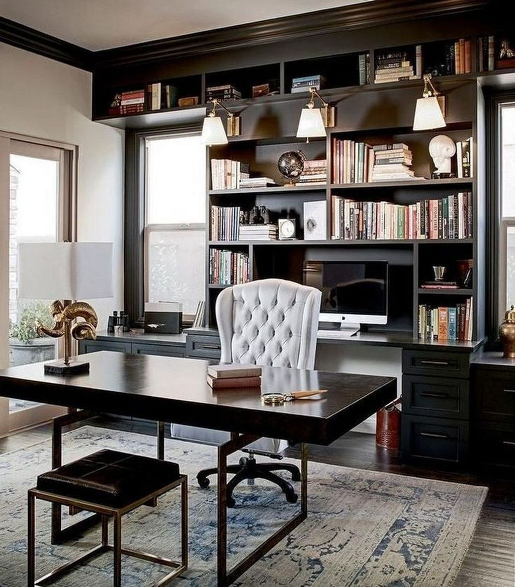 Inspiring Home Office Design Ideas 06