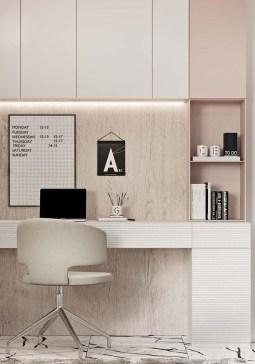 Inspiring Home Office Design Ideas 17