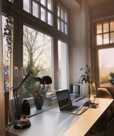 Inspiring Home Office Design Ideas 21