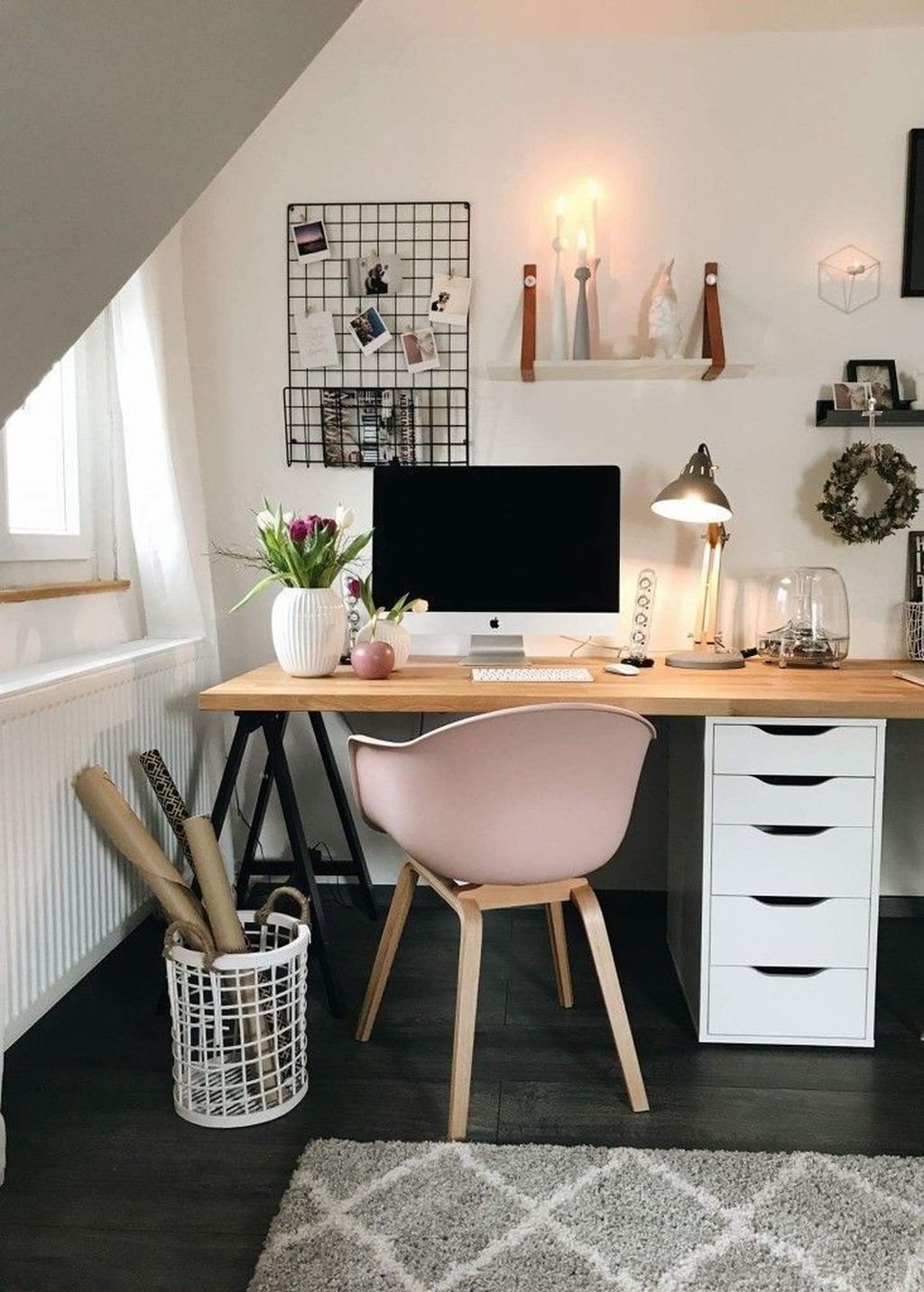 Inspiring Home Office Design Ideas 35