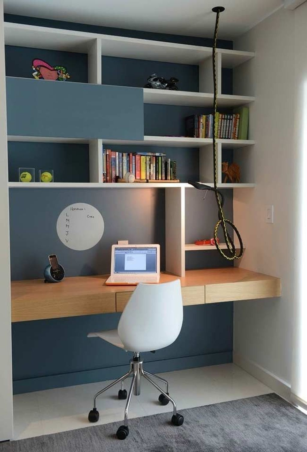 Inspiring Home Office Design Ideas 48