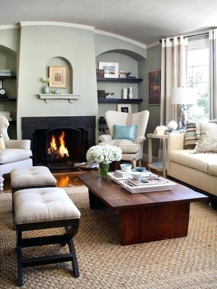 Lovely Easter Living Room Decor Ideas 16