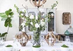 Lovely Easter Living Room Decor Ideas 43