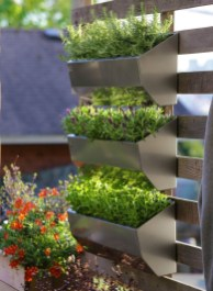 Stunning Small Planters Ideas To Maximize Your Interior Design 21