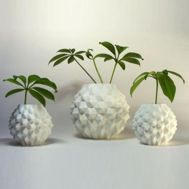 Stunning Small Planters Ideas To Maximize Your Interior Design 24