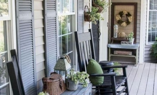 The Best Spring Porch Decoration Ideas 01