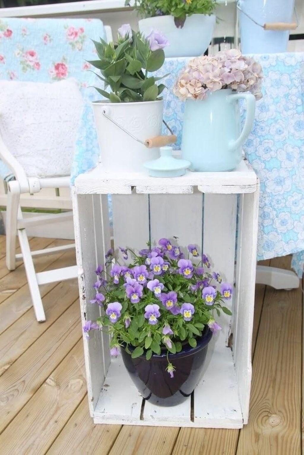 The Best Spring Porch Decoration Ideas 20