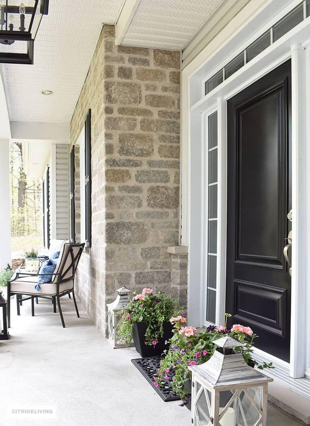 The Best Spring Porch Decoration Ideas 21