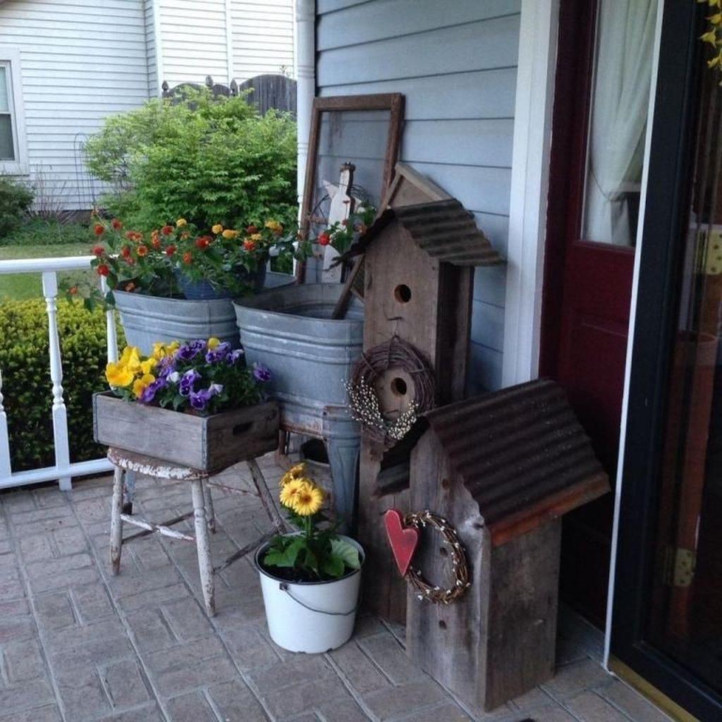 The Best Spring Porch Decoration Ideas 25