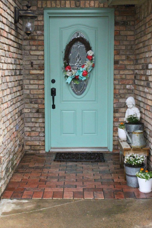 The Best Spring Porch Decoration Ideas 36