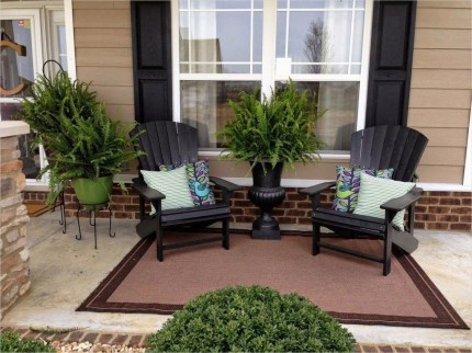 The Best Spring Porch Decoration Ideas 40