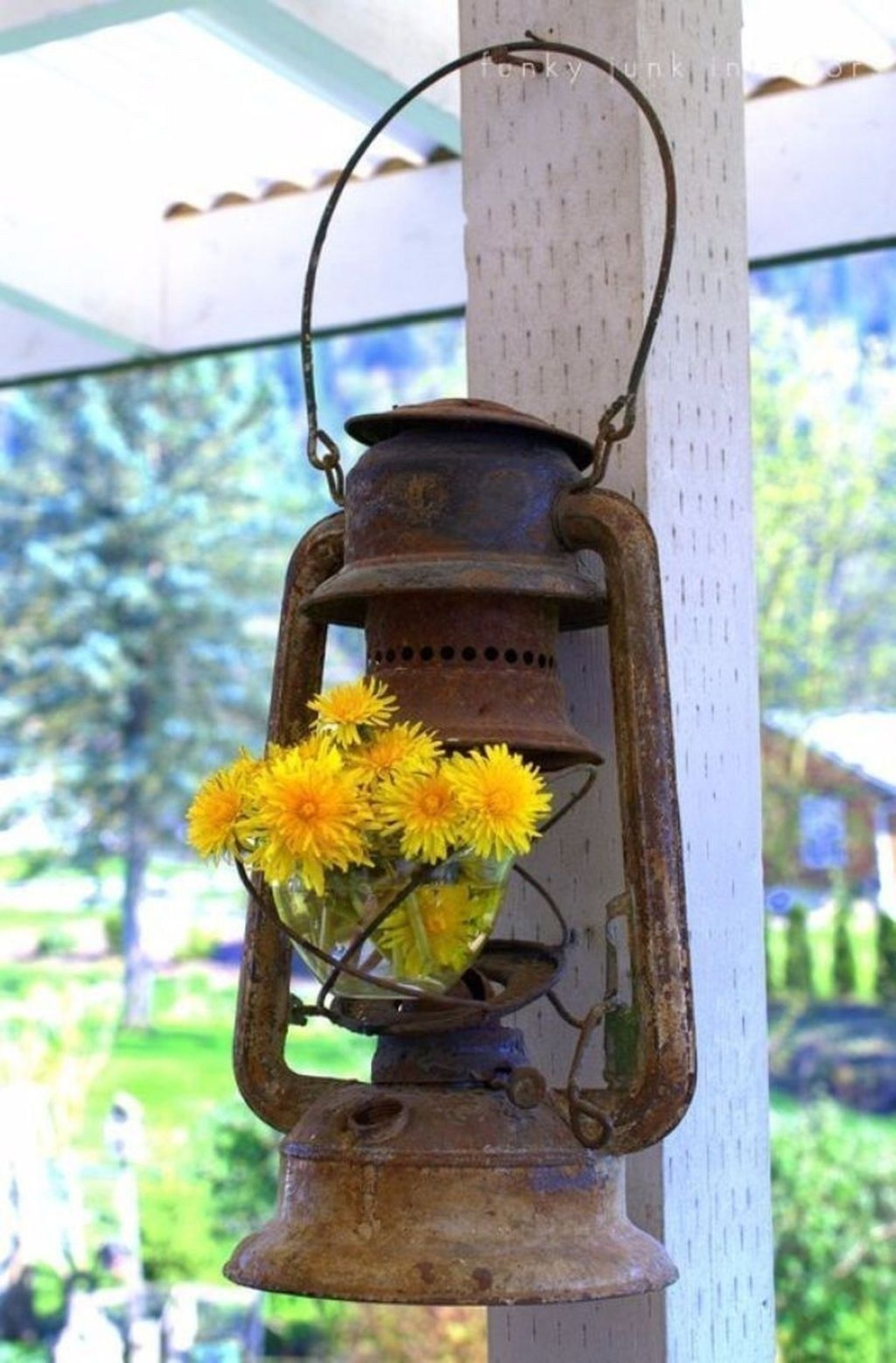 The Best Spring Porch Decoration Ideas 44