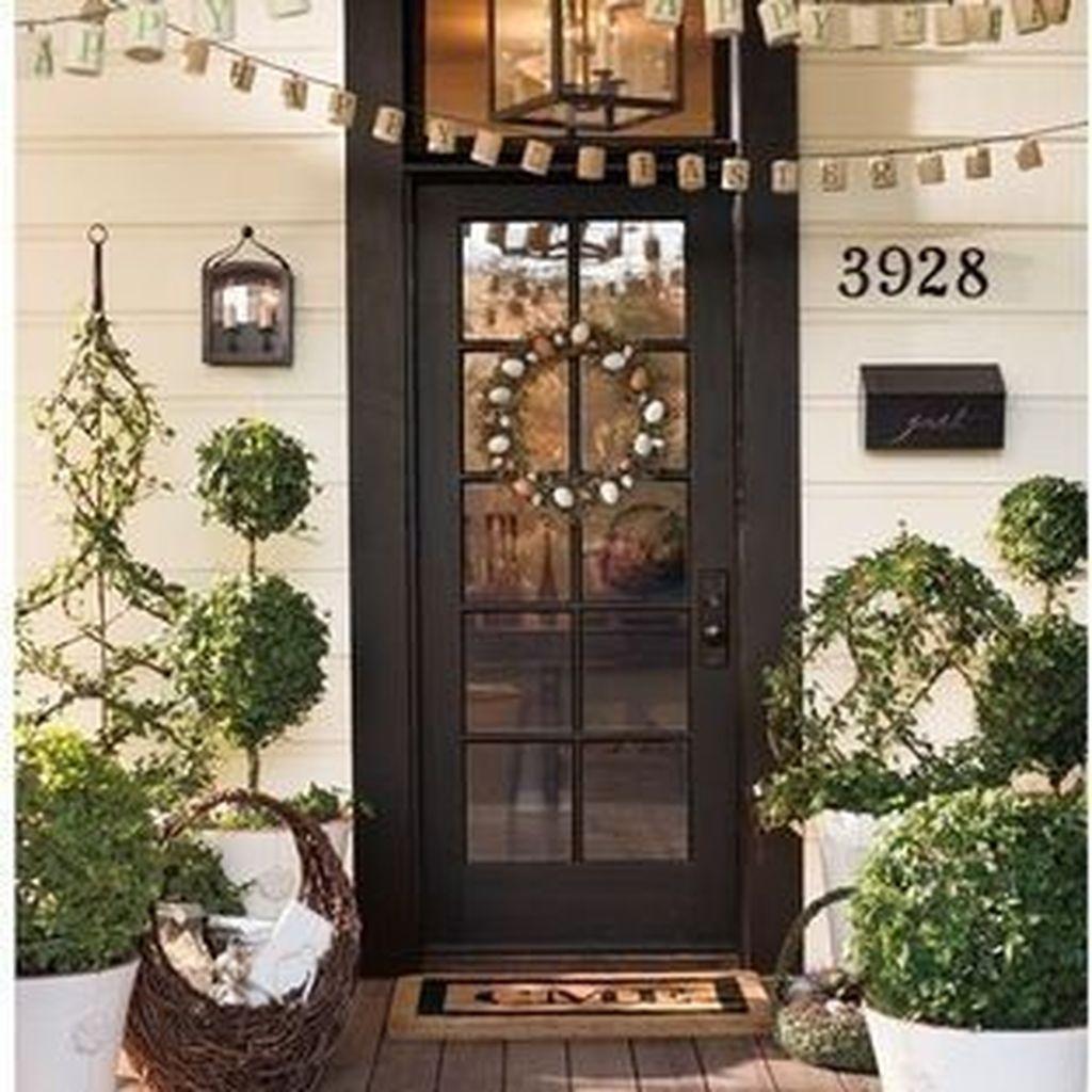 The Best Spring Porch Decoration Ideas 46