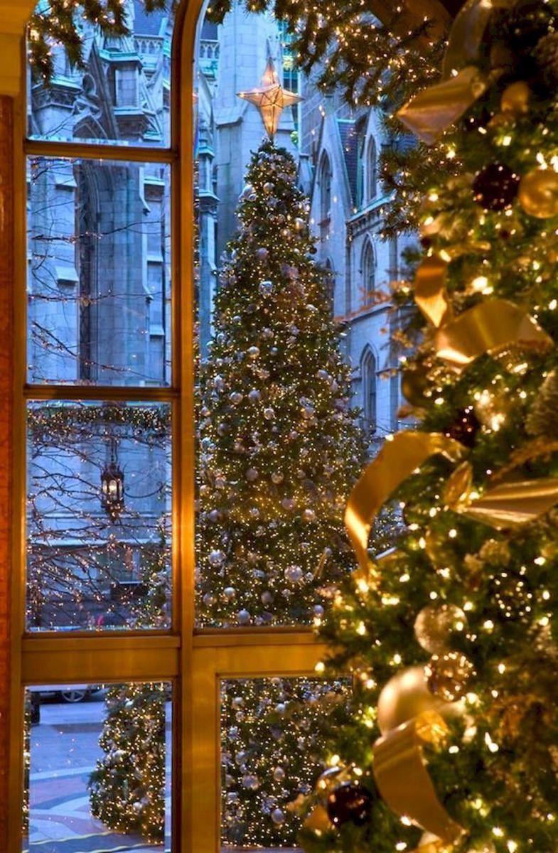 Amazing Christmas Lights Tree Decoration Ideas 03