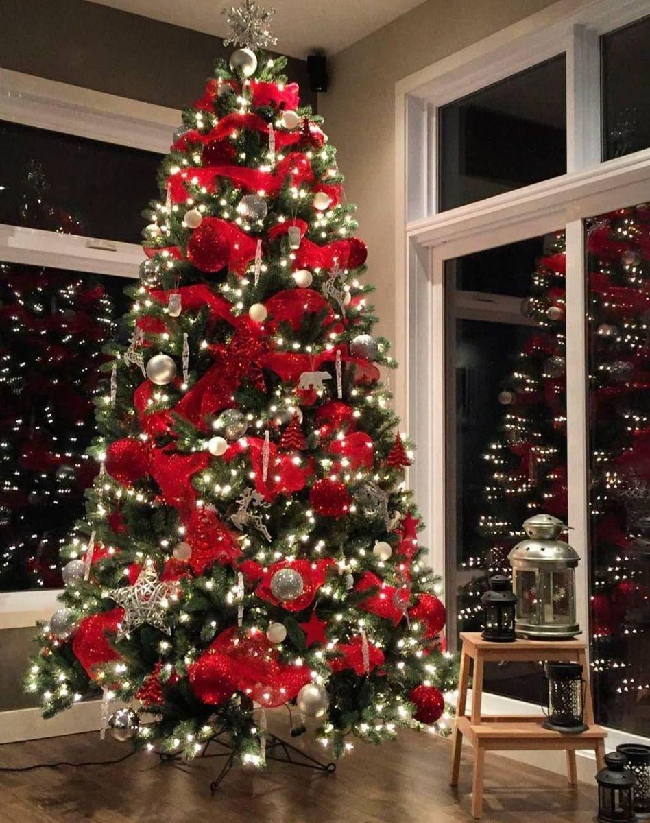 Amazing Christmas Lights Tree Decoration Ideas 13