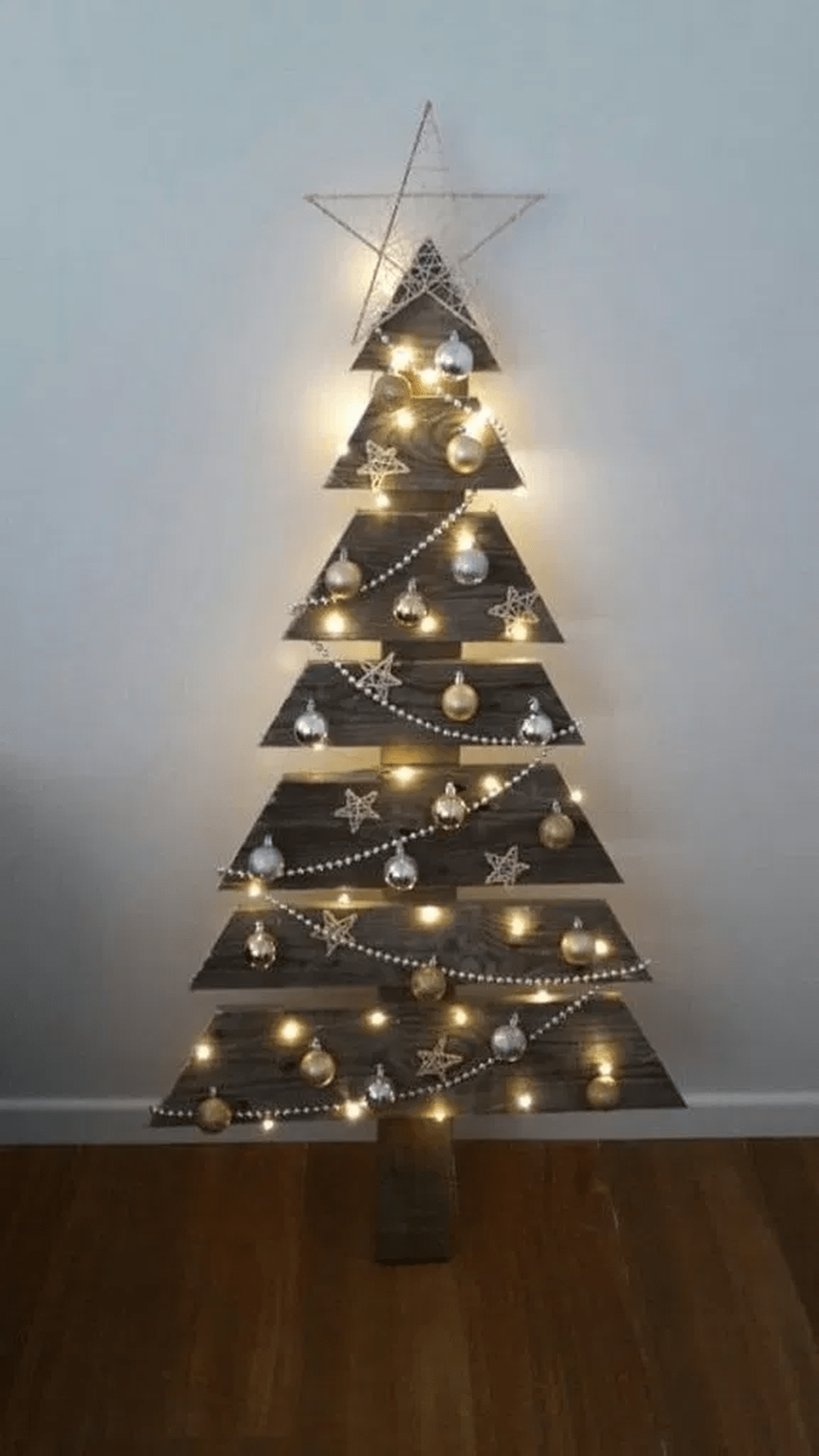 Amazing Christmas Lights Tree Decoration Ideas 15