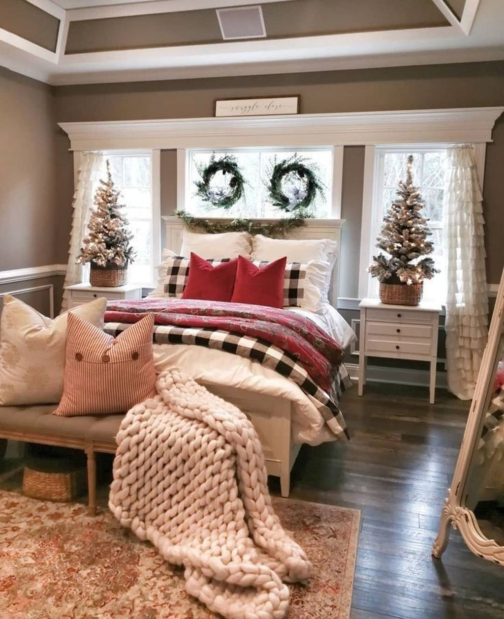 Beautiful Christmas Interior Design Ideas You Never Seen Before 03