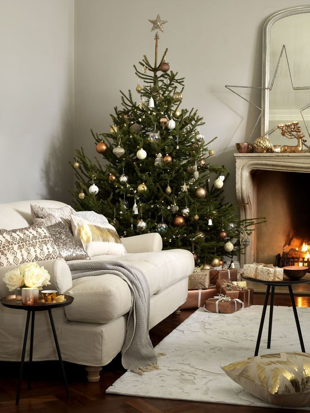 Beautiful Christmas Interior Design Ideas You Never Seen Before 04