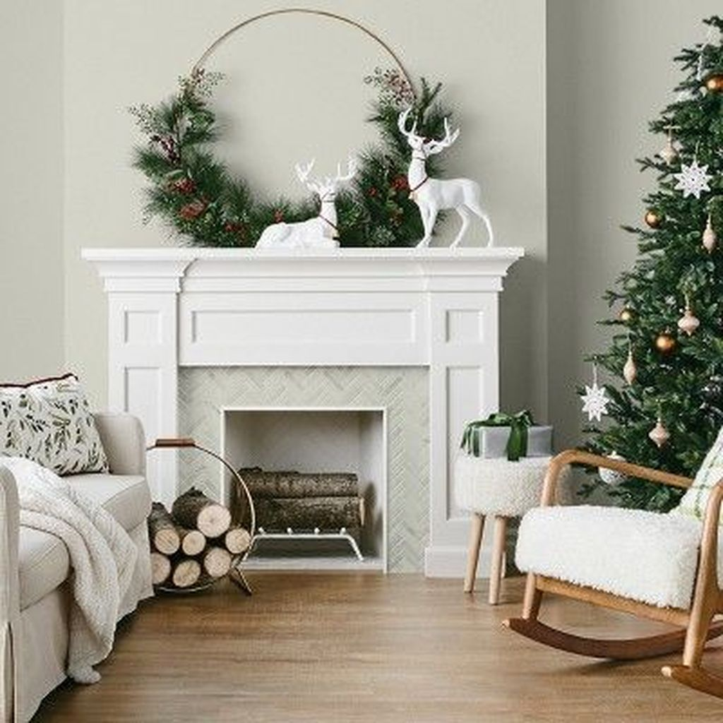 Beautiful Christmas Interior Design Ideas You Never Seen Before 08