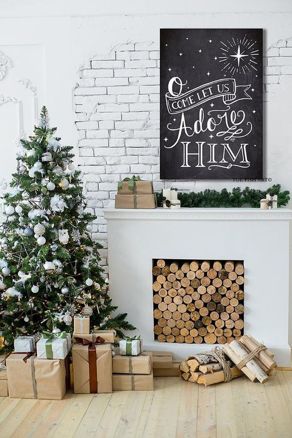 Beautiful Christmas Interior Design Ideas You Never Seen Before 13