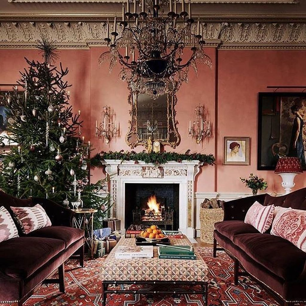 Beautiful Christmas Interior Design Ideas You Never Seen Before 45