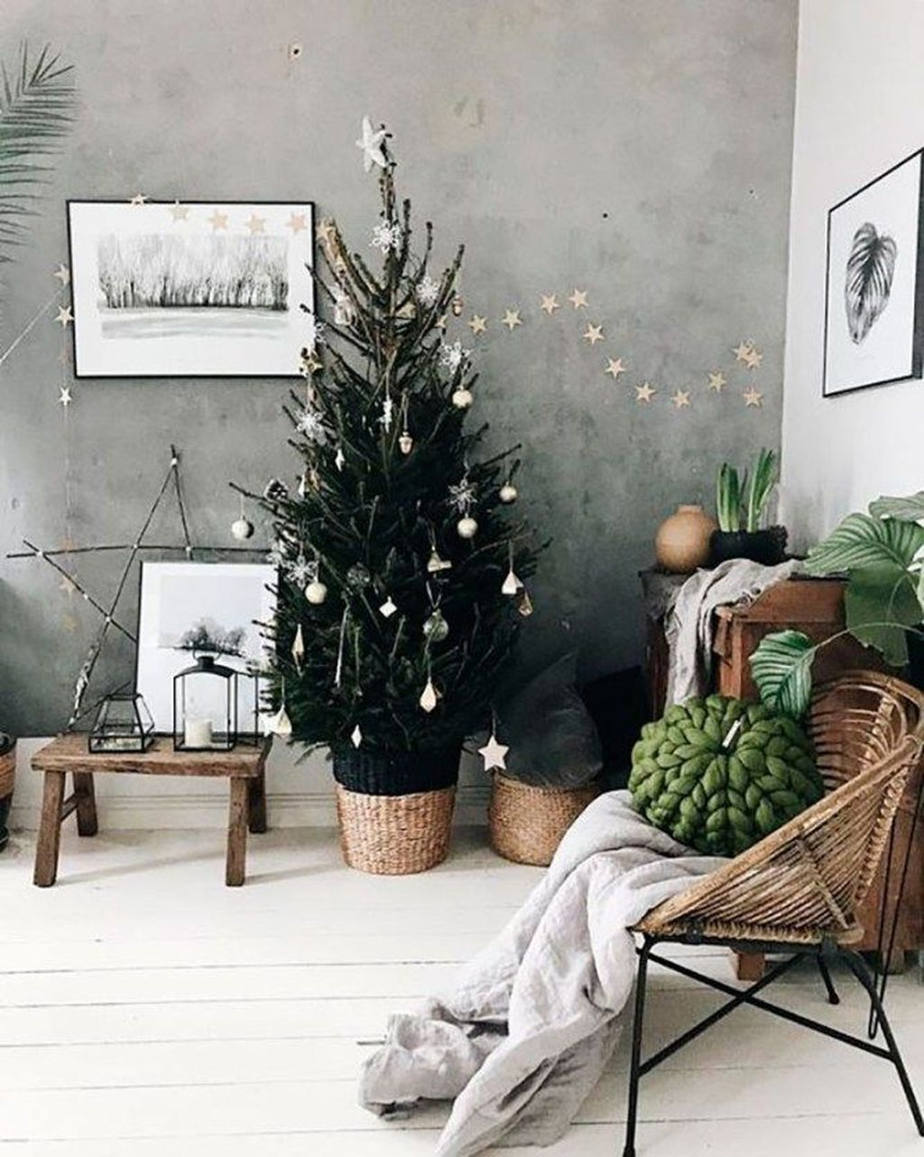 Beautiful Christmas Interior Design Ideas You Never Seen Before 46