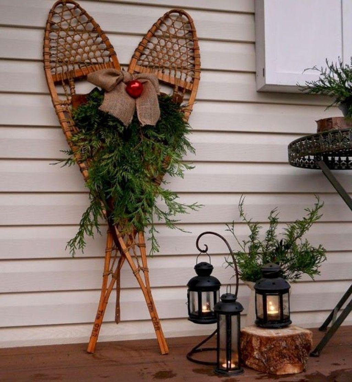 Fabulous Christmas Patio Decor Ideas 33