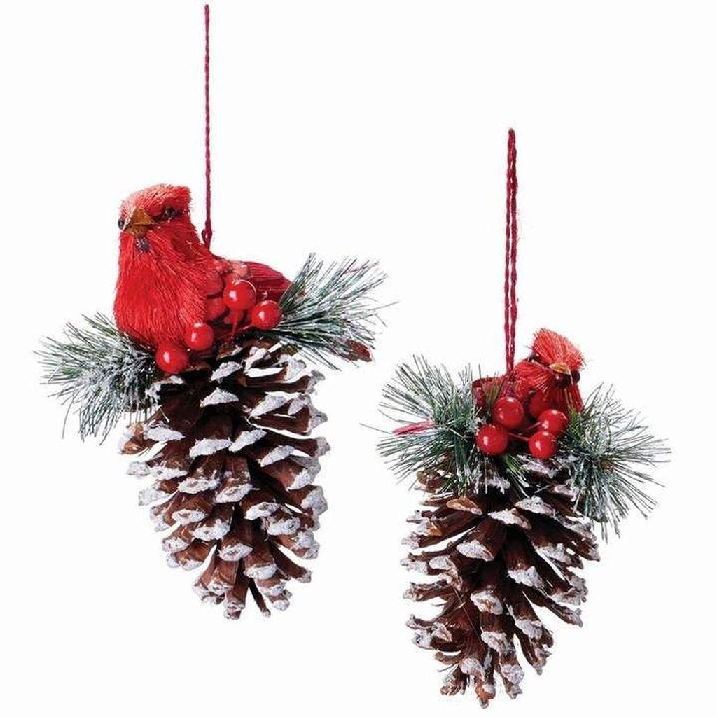 Fabulous Christmas Pine Cone Decorations 06