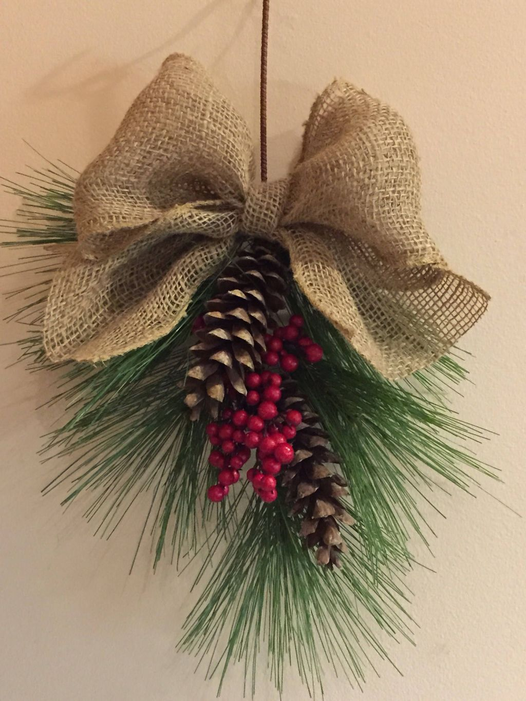 Fabulous Christmas Pine Cone Decorations 40