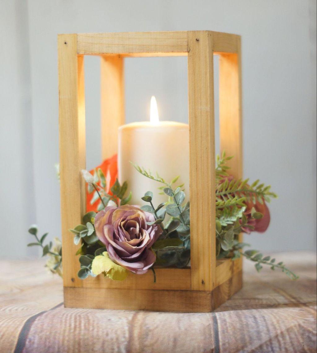 Fabulous Winter Lantern Centerpieces Ideas 20