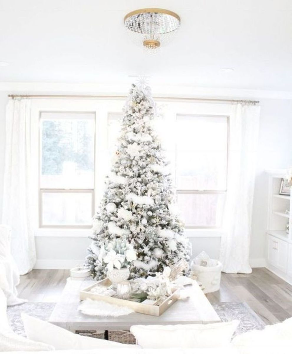 Lovely Winter Wonderland Home Decoration Ideas Look Beautiful 12