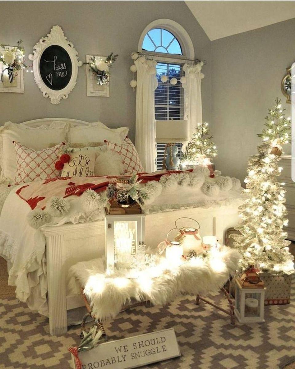 Lovely Winter Wonderland Home Decoration Ideas Look Beautiful 14