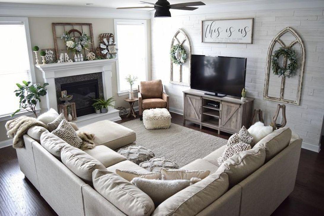 Nice Fireplace Decor Ideas Best For Wintertime 38