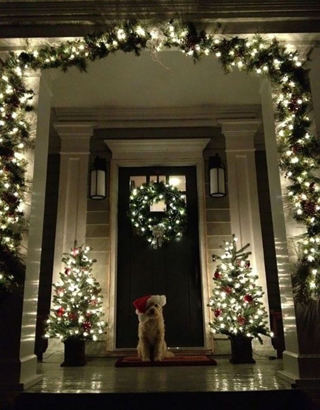 Nice Outdoor Christmas Decorations Perfect For This Winter 10